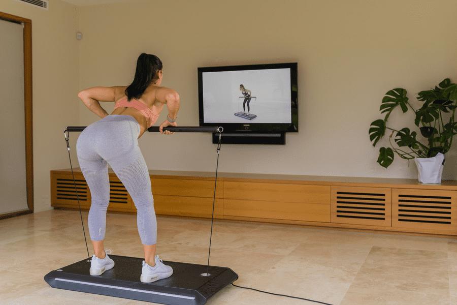 Vituvian Form digitales Gewichtssystem