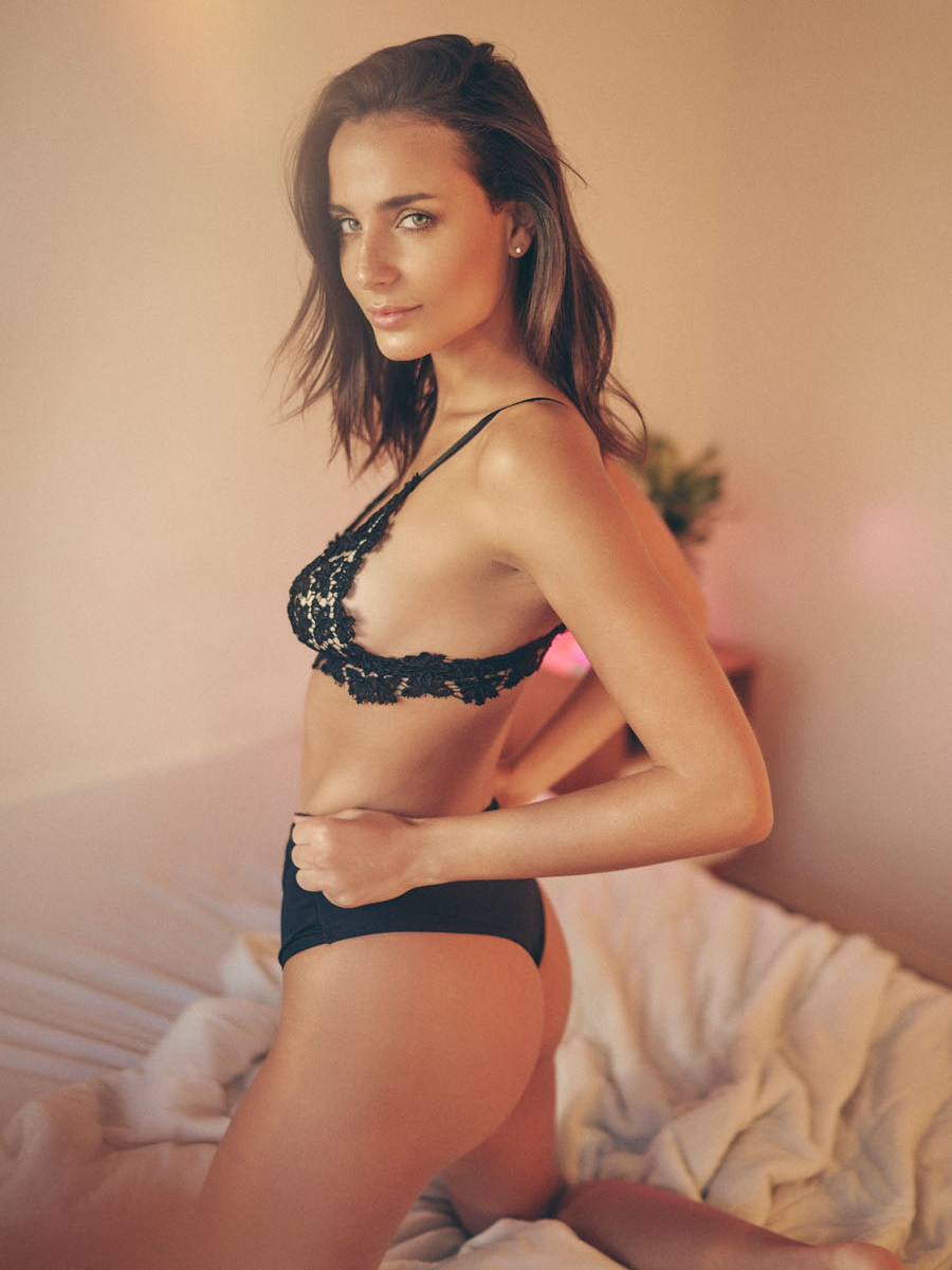 schönes Modell aus Argentinien