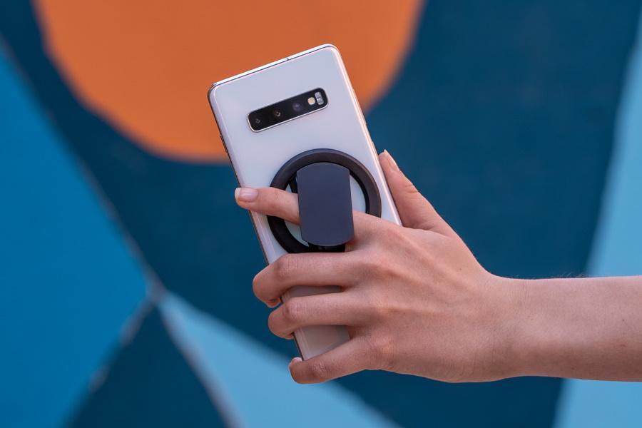 Lernen Sie Ohsnap kennen: den dünnsten, stärksten und langlebigsten verfügbaren Telefongriff