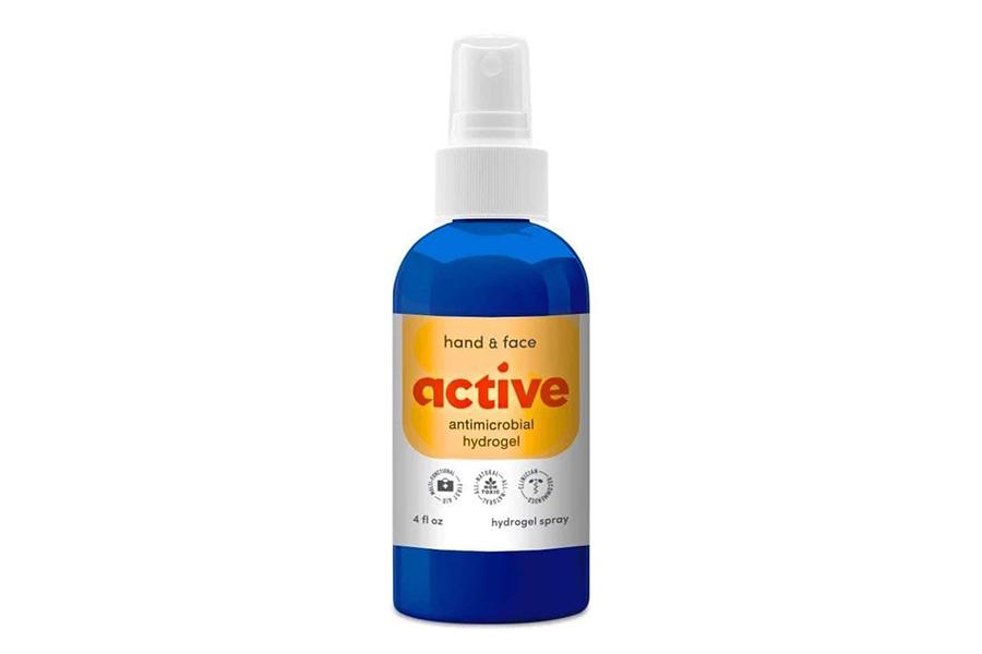 BLDG Active Antimicrobial Face Spray für Gesichtsberührer