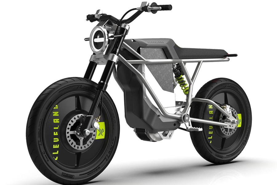 Cleveland Cyclewerks Falcon E-Motorrad lädt in nur 90 Minuten auf