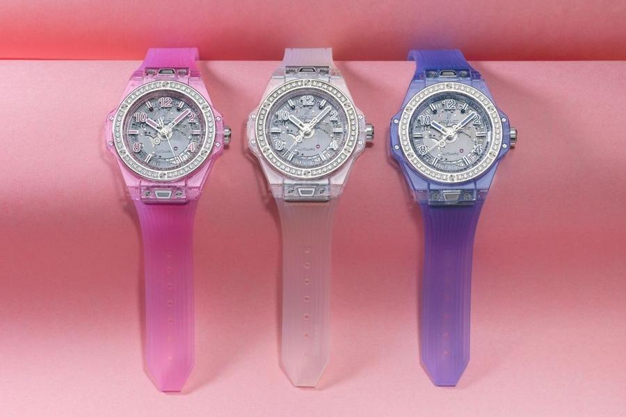 Hublot Sapphire Watch Collection Damen