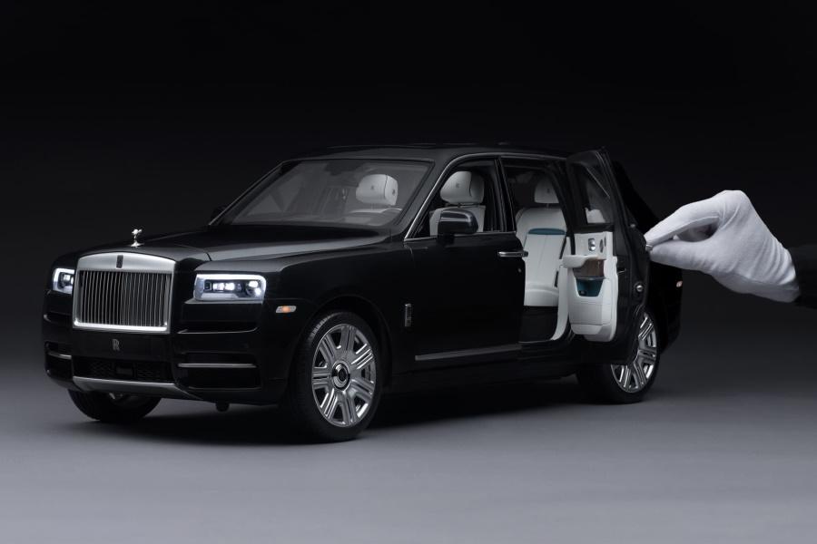 Rolls Royce Cullinan Replik kommt mit allen Schnickschnack