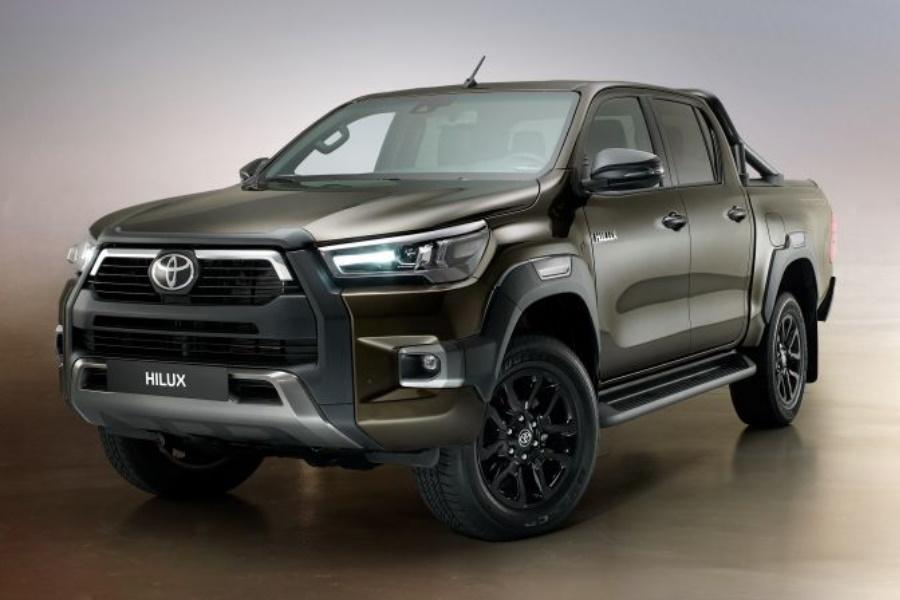 Der 2021 Toyota Hilux ist robust und neu abgestimmt