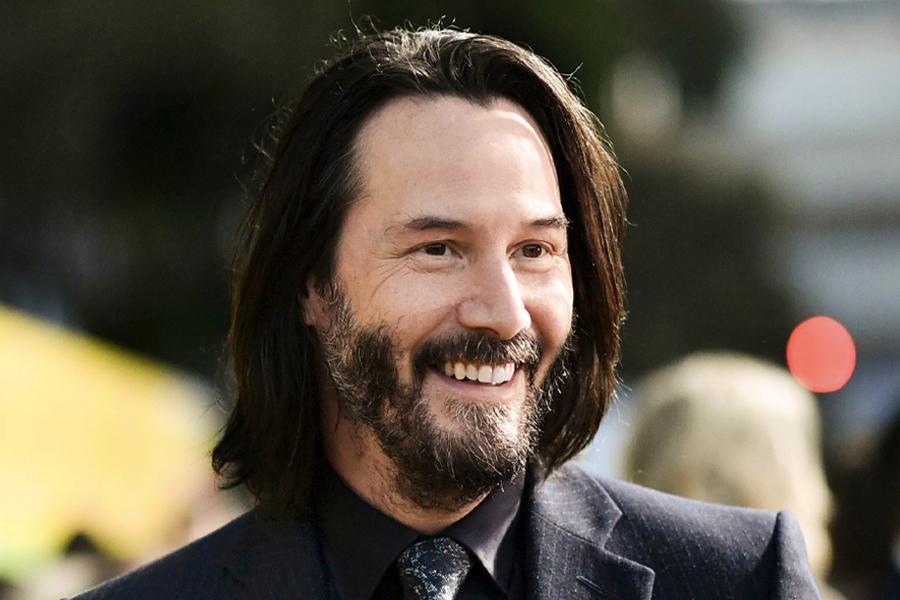 Sie können jetzt einen Eins-zu-Eins-Zoom-Anruf bei Keanu Reeves kaufen