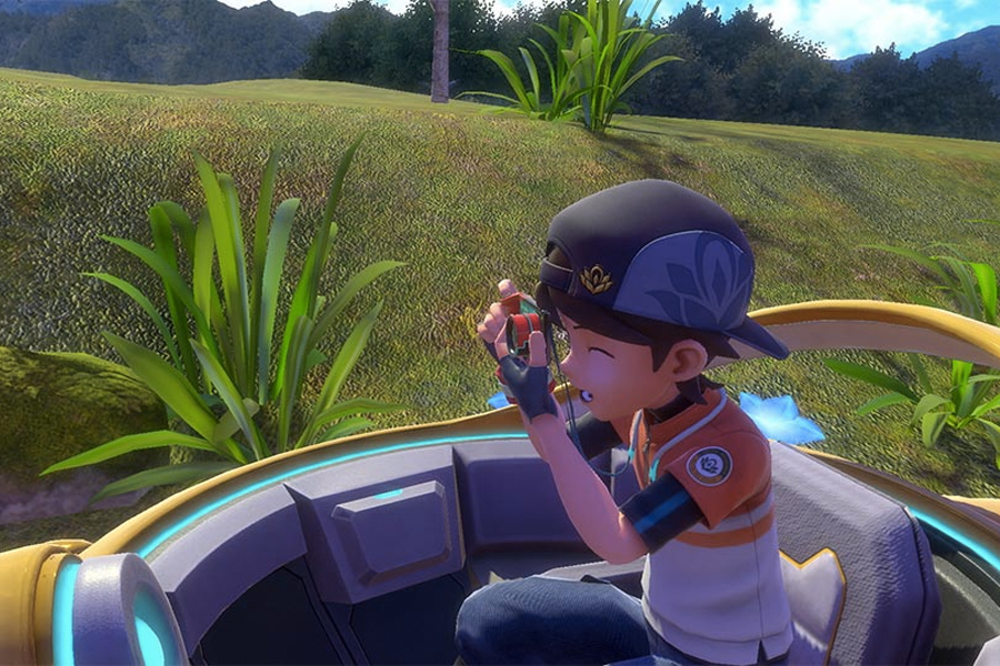 Neuer Pokemon Snap 2