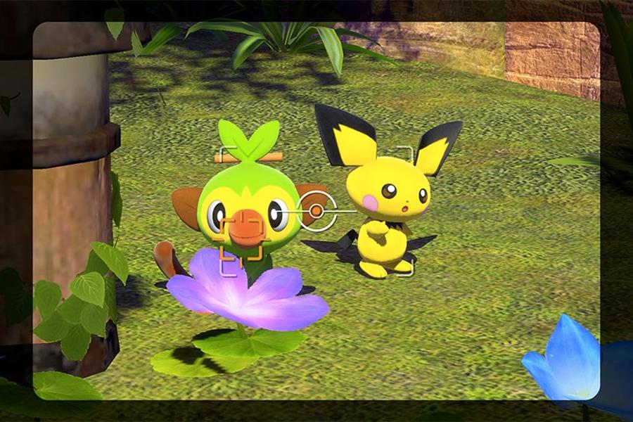 Neuer Pokemon Snap