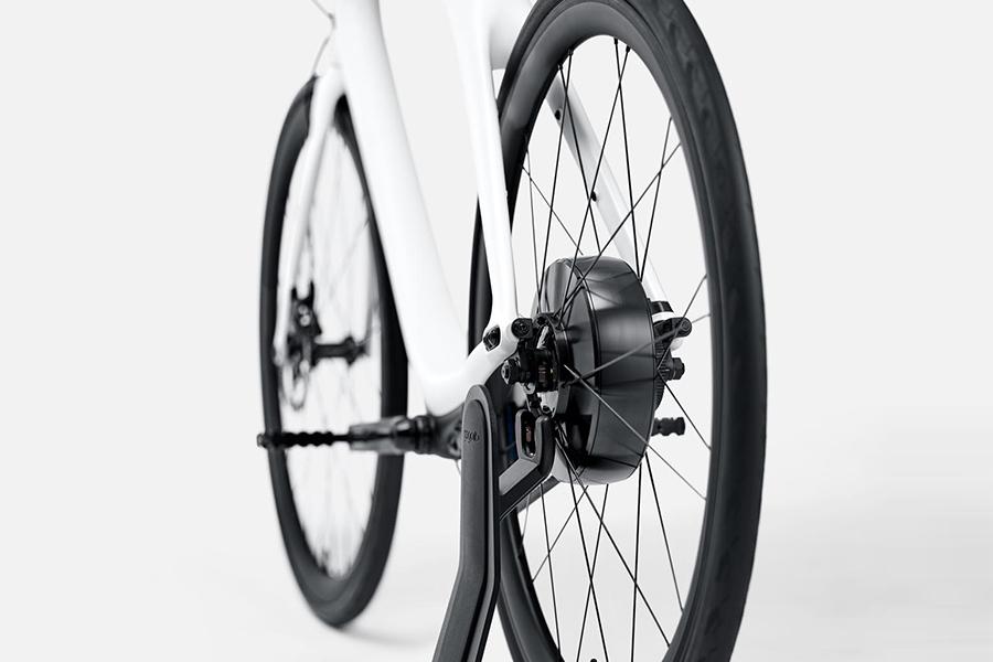 Eeyo Fahrradrad von Gogoro