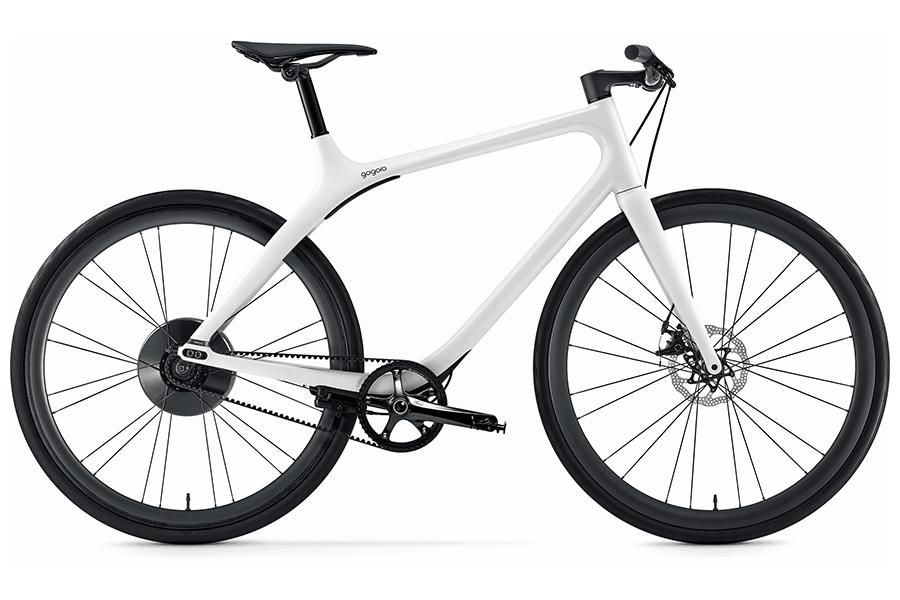 Gogoros Eeyo E-Bike ist ein Sportwagen auf zwei Rädern