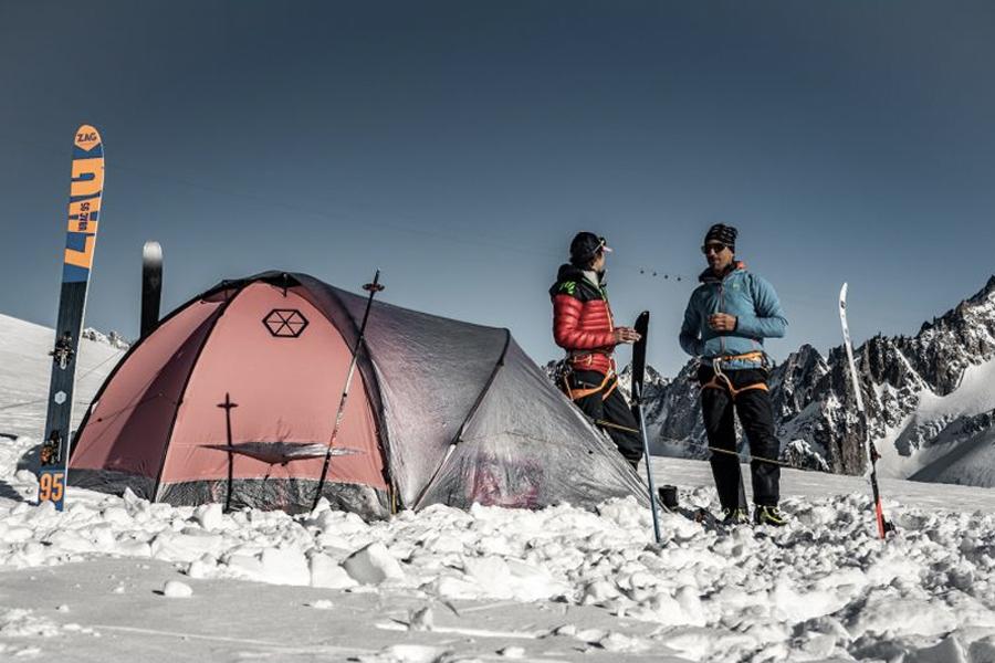 Samaya Takes its Award-Winning Tent to the Next Level