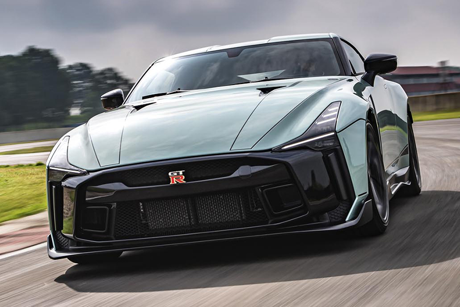 GTR 50 by ital design