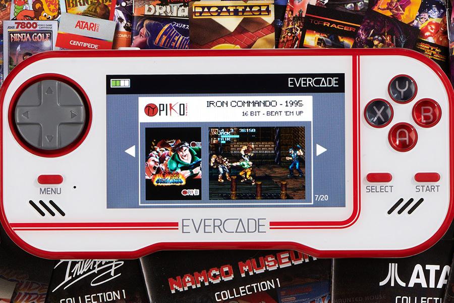 Evercade Retro Games Console