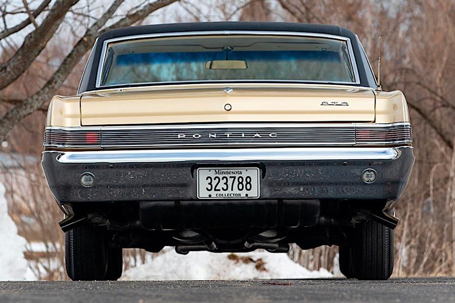 1965 Pontiac Hurst GeeTo Tiger Rückansicht