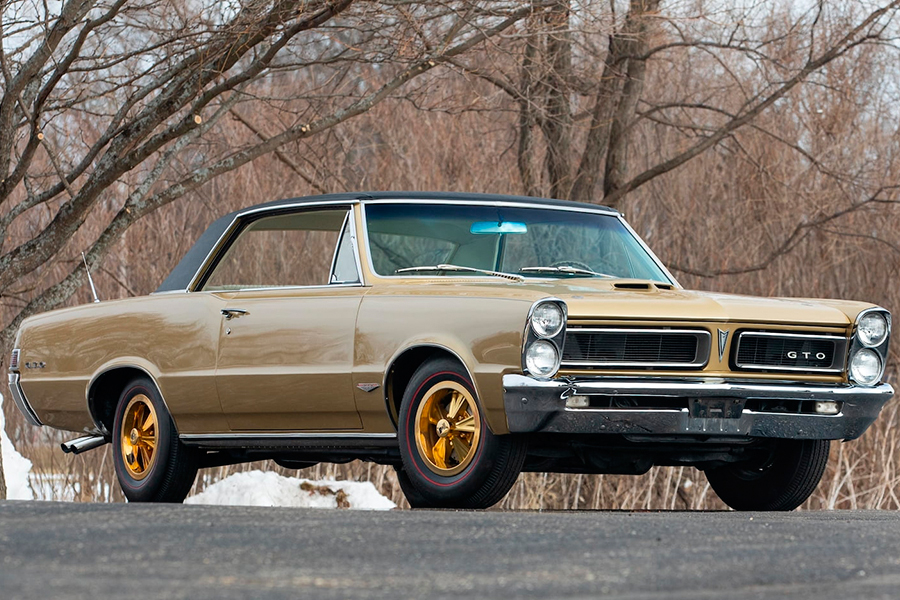 1965 Pontiac Hurst GeeTo Tiger Seitenansicht