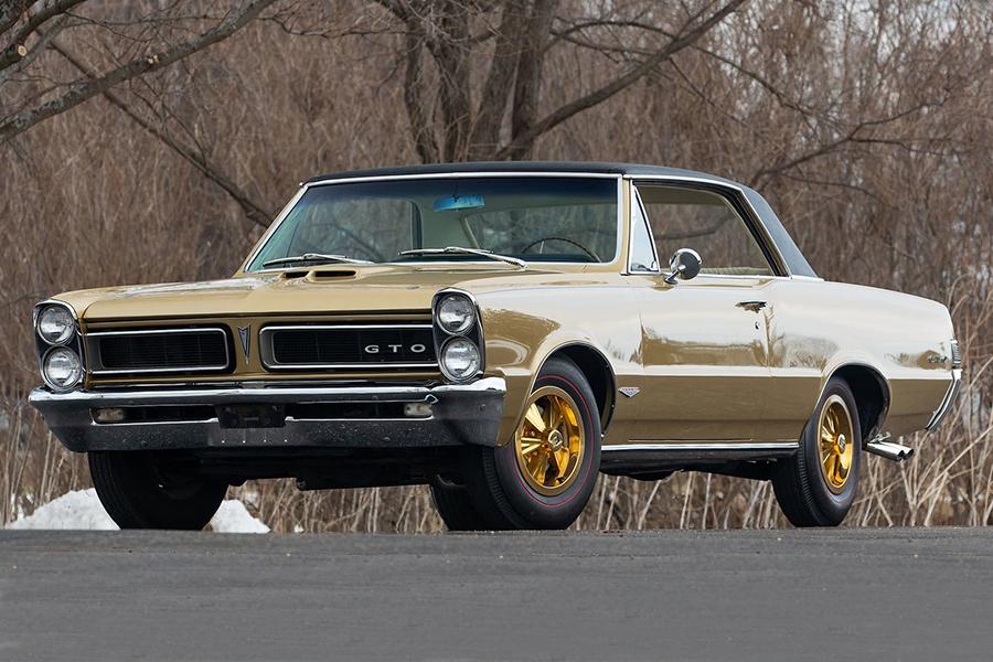 1965 Pontiac Hurst GeeTo Tiger ist eine goldene Chance