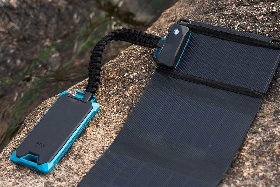 Die IoT-Ladegeräte der Frost Summits-Serie wurden für extreme Abenteuer entwickelt