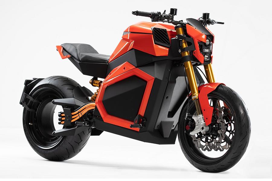 VERGE TS Elektrischer Roadster