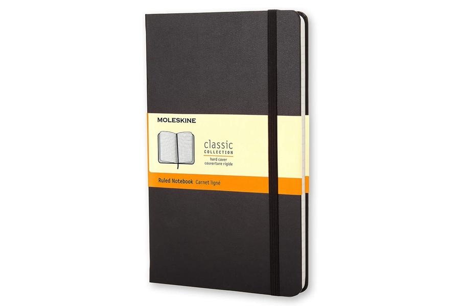 Moleskine Classic Hardcover-Notizbuch