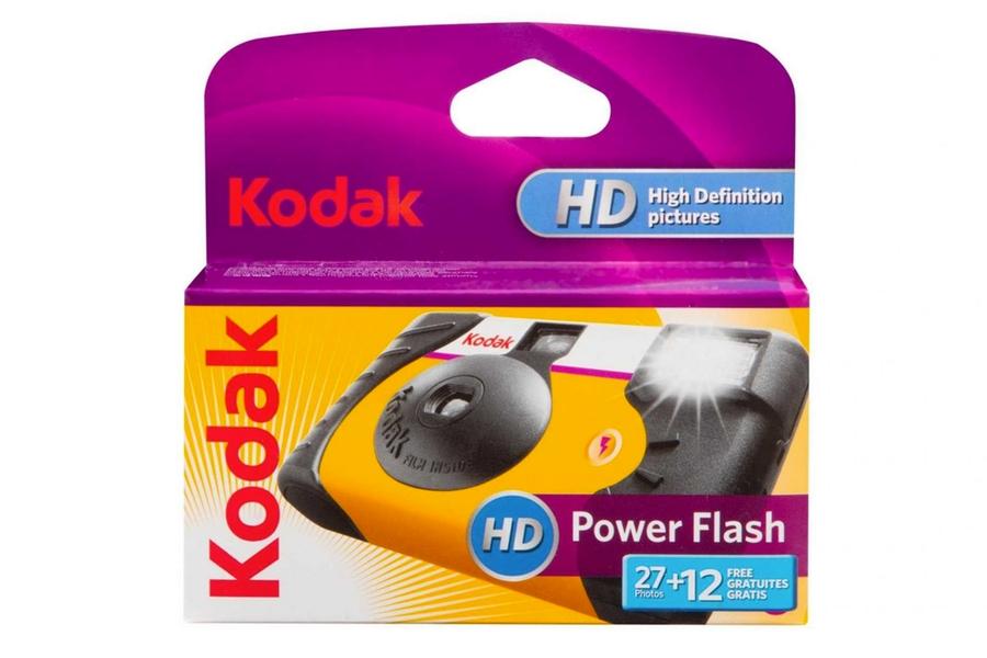 Kodak HD Power Flash Einwegkamera
