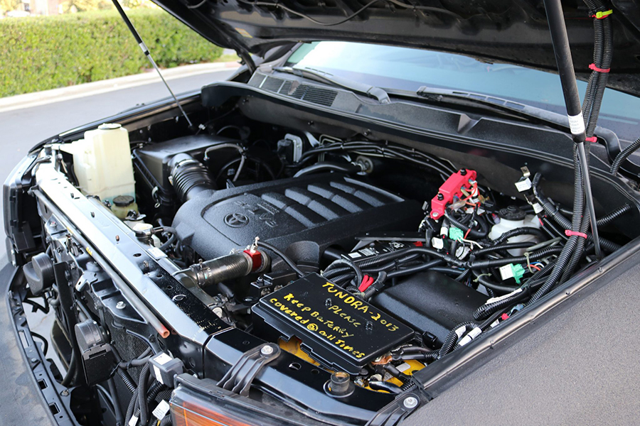 Toyota Tundra Custom Build Motor