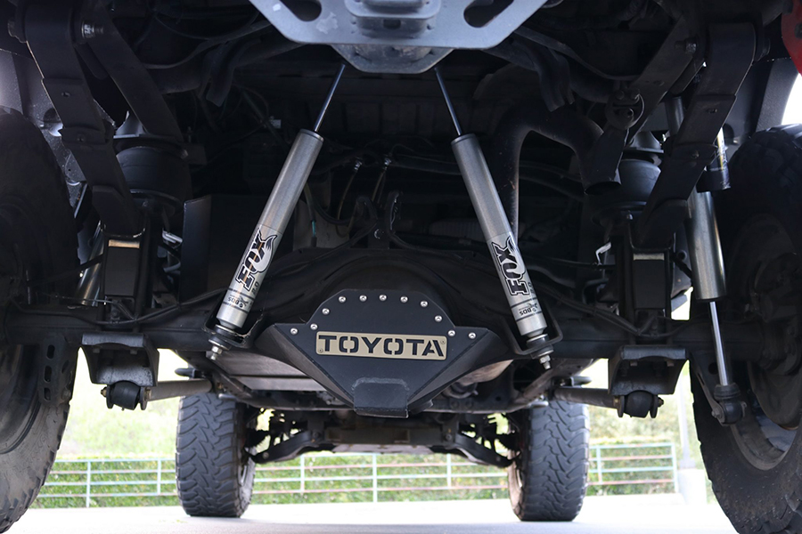 Toyota Tundra Custom Build Rad