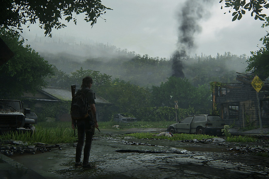 der letzte von uns Teil II Screenshot