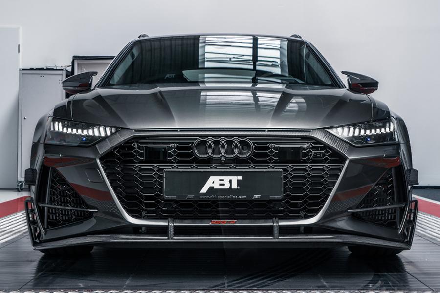 Audi R Avant Superwagon vorne