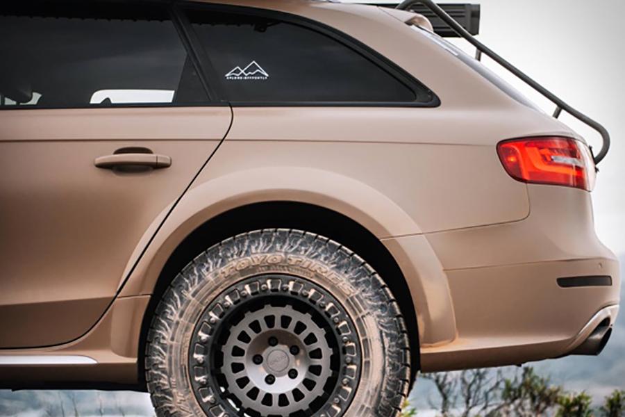 Audi Offroad Mod Rad