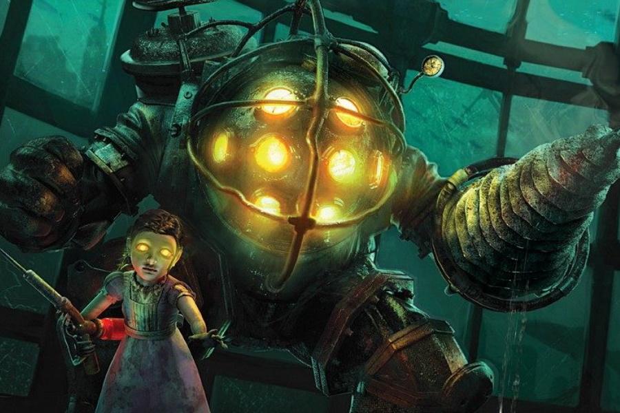 Bioshock jetzt auf Nintendo Switch