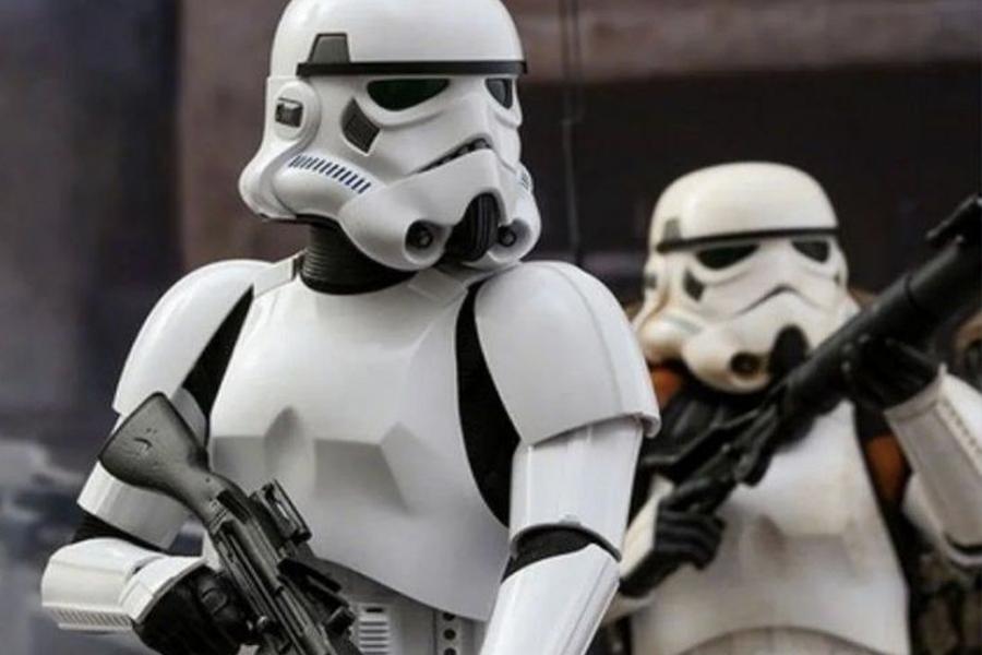 Disney setzt Stormtroopers ein, um soziale Distanzierungsregeln durchzusetzen