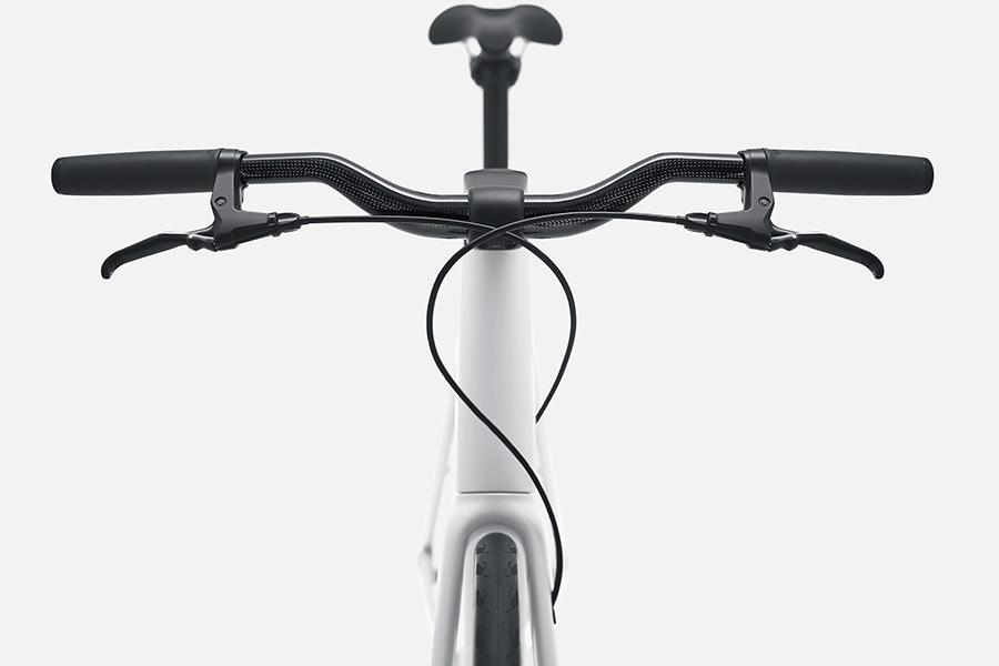 Eeyo Bike von Gogoro Griff