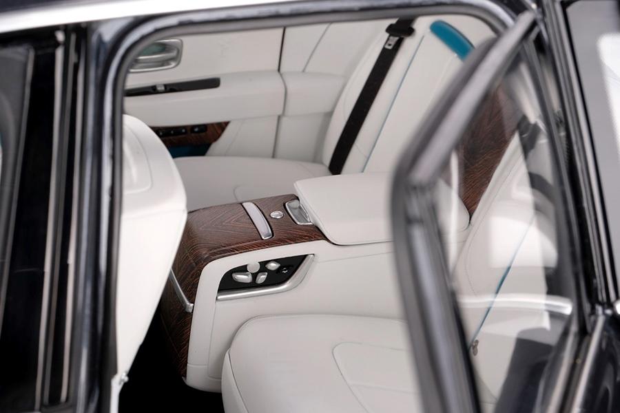 1: 8 Cullinan Replica Autositzpolster