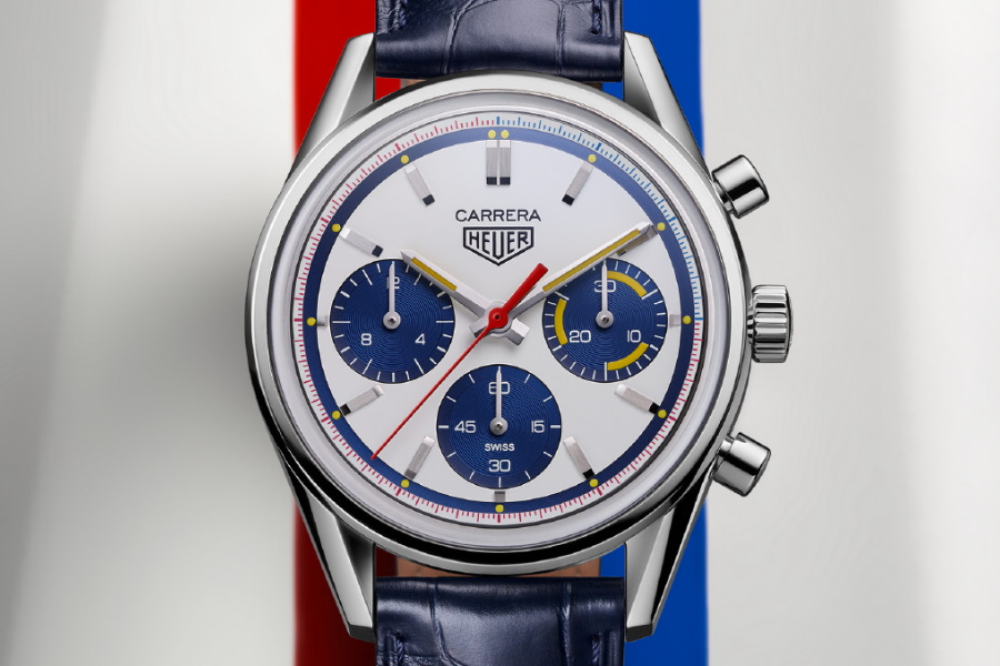 TAG Heuer Carrera 160 Jahre Montreal Limited Edition