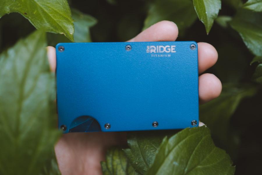 der Ridge ultimative robuste Brieftasche