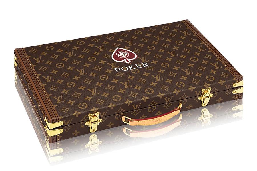 Louis Vuitton Pokerset
