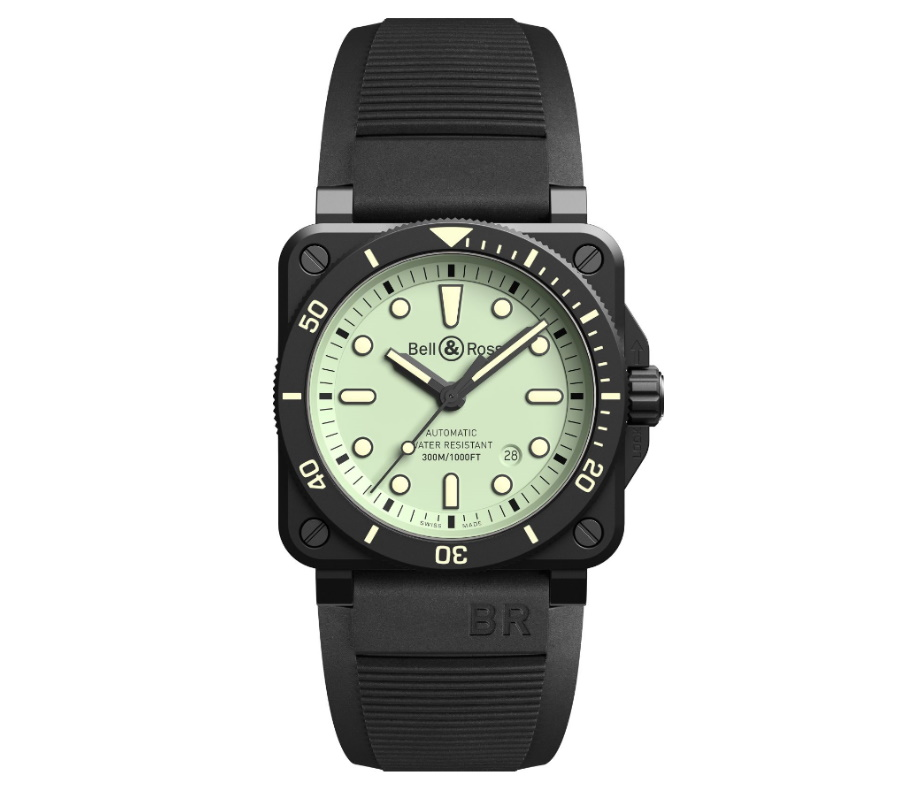 Bell & Ross Divers Uhr