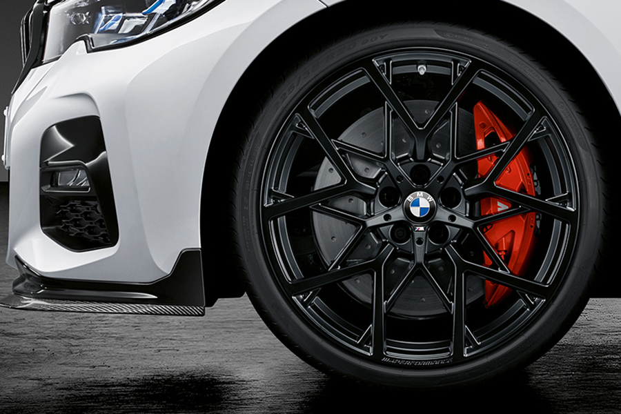 BMW M Performance Parts Rad