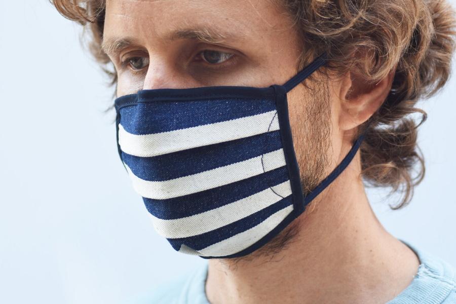 Beste Stoff-Gesichtsmasken - Linesmand Runabout-Waren