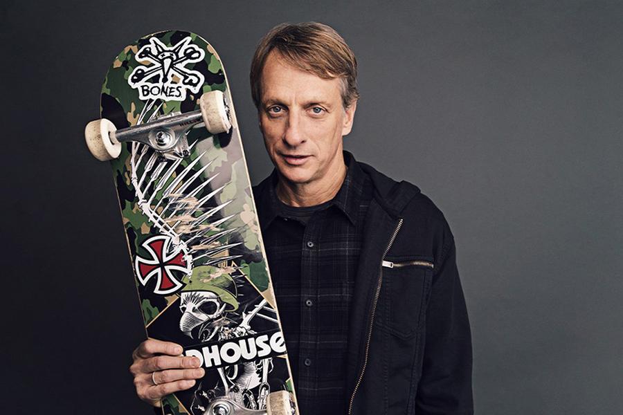 Tony Hawk Skateboarding Masterclass Kurs