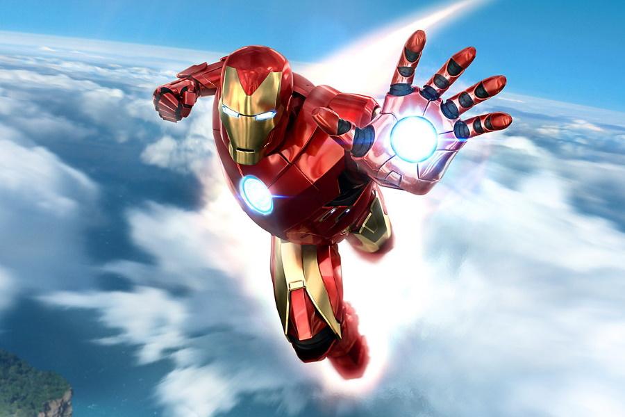 Iron Man schießt auf PS4, also entstauben Sie das VR-Headset