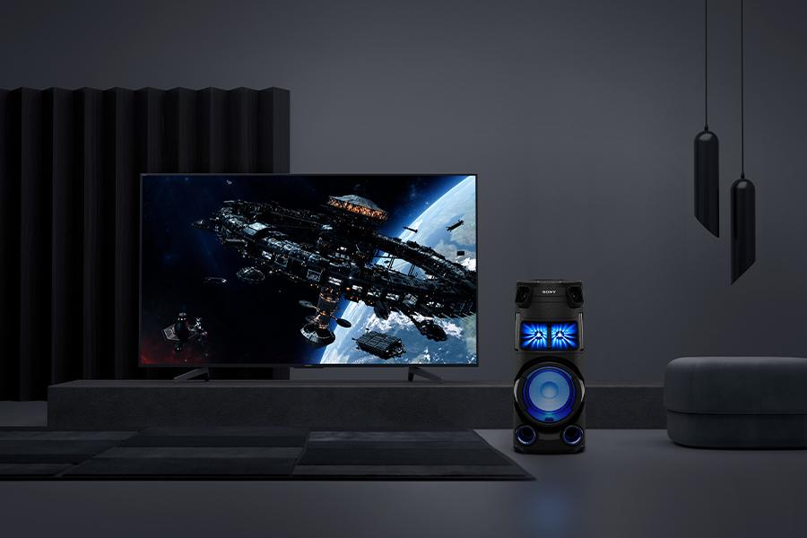 Sony erweitert die Reichweite mit neuen Audiosystemen um das Dreifache