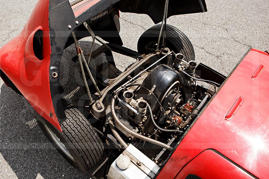 1964 Porsche 904 Carrera GTS Motor