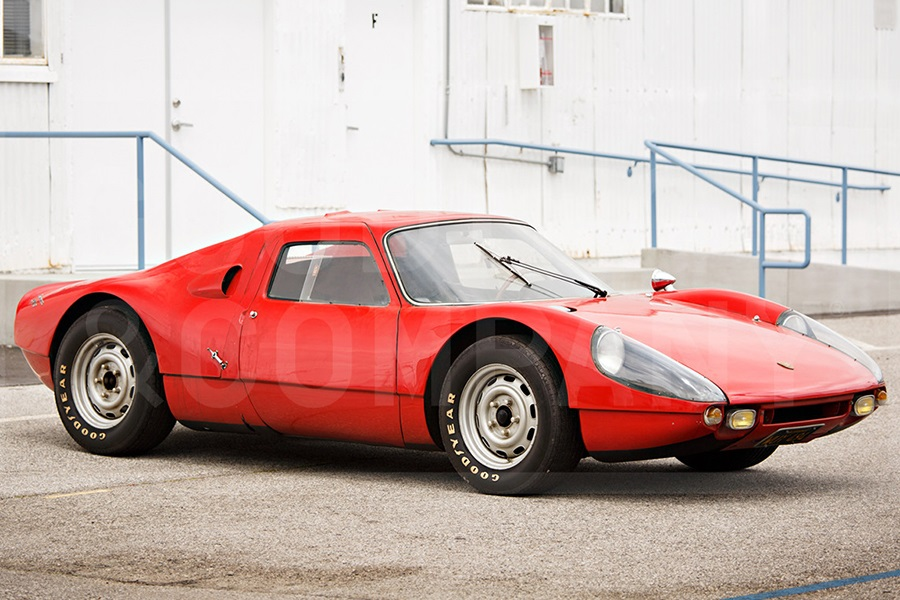 Game-Changing 1964 Porsche 904 Carrera GTS Up For Grabs