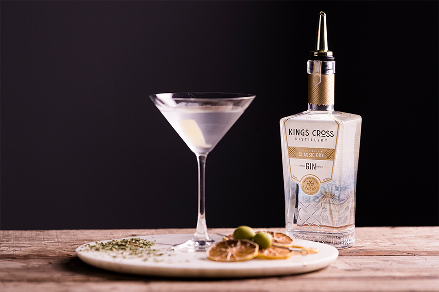 Kings Cross Distillery's New Gin is a Toast to Sydney