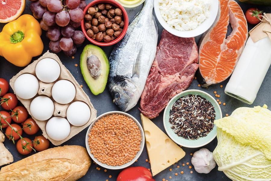Beste gesunde Snacks zur Gewichtsreduktion - Makronährstoffe