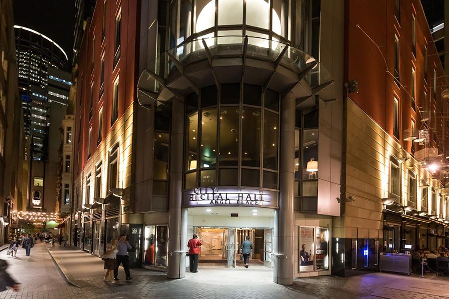 36 besten Veranstaltungsorte für Live-Musik in Sydney - City Recital Hall