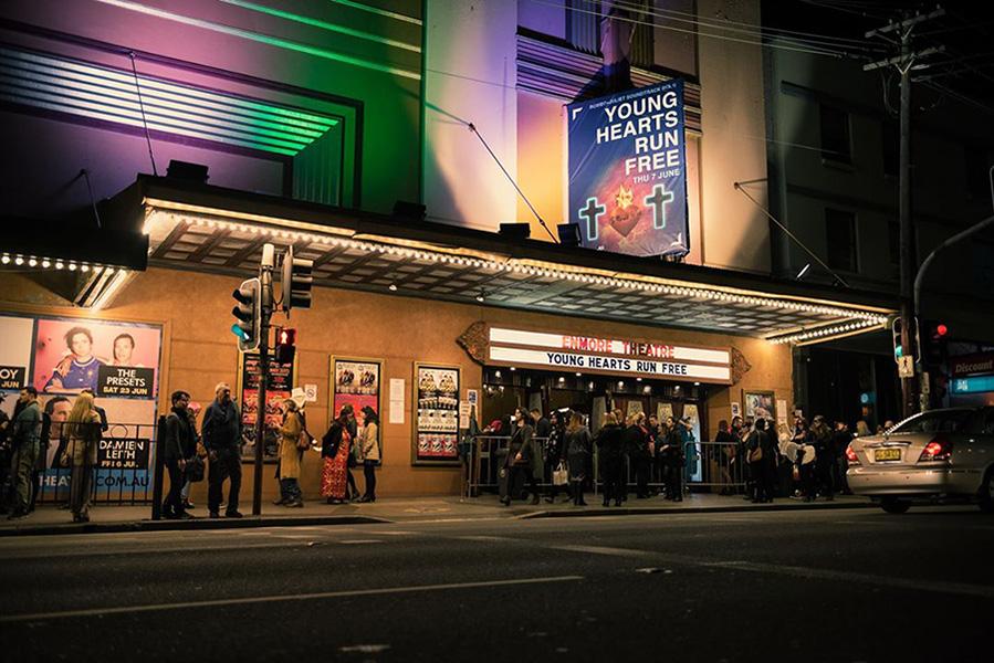 36 beste Veranstaltungsorte für Live-Musik in Sydney - 36 beste Veranstaltungsorte für Live-Musik in Sydney - Enmore Theatre