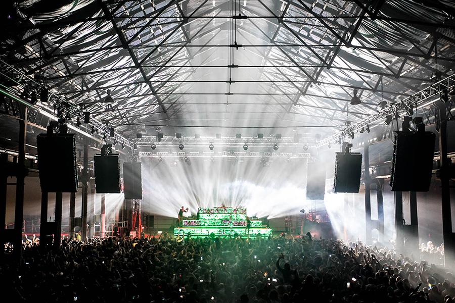 36 besten Veranstaltungsorte für Live-Musik in Sydney - Carriageworks