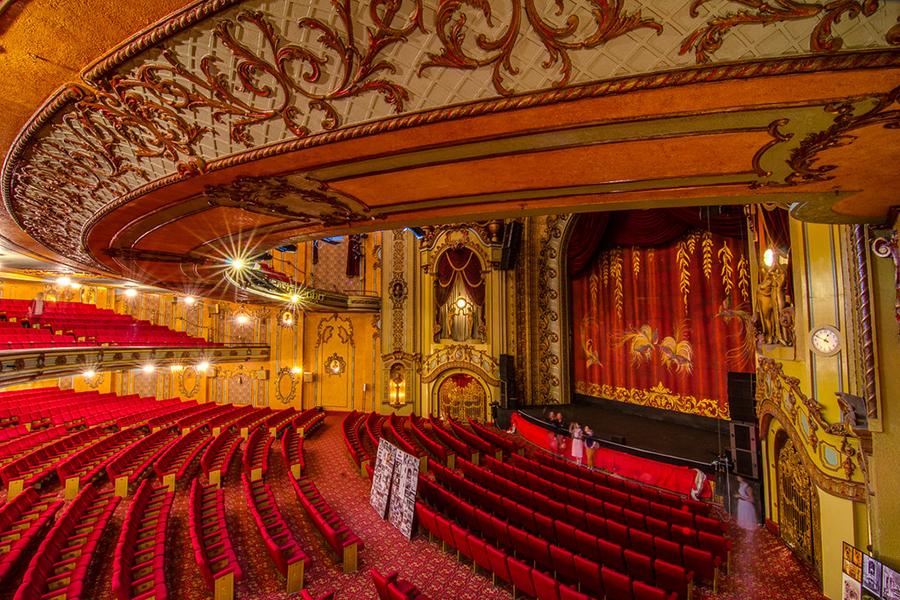 36 besten Veranstaltungsorte für Live-Musik in Sydney - State Theatre