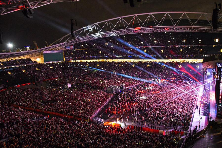 36 besten Veranstaltungsorte für Live-Musik in Sydney - ANZ-Stadion